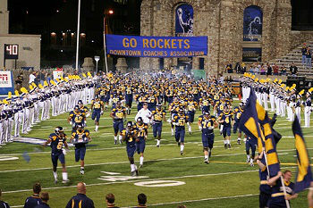 Toledo Rockets 2015 NCAAF Team Preview, Prediction, Betting Guide - 7/24/2015 Free NCAAF Analysis