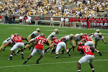 Pittsburgh vs. Georgia Tech Free Pick, Prediction, Odds 9/23/2017 - 9/23/2017 Free NCAAF Pick Against the Spread