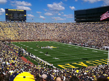 Michigan Wolverines 2015 NCAAF Team Preview, Prediction, Betting Guide - 7/9/2015 Free NCAAF Analysis