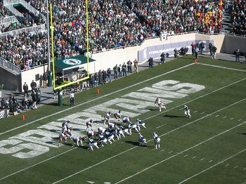 Michigan State Spartans 2015 NCAAF Team Preview, Prediction, Betting Guide - 7/9/2015 Free NCAAF Analysis